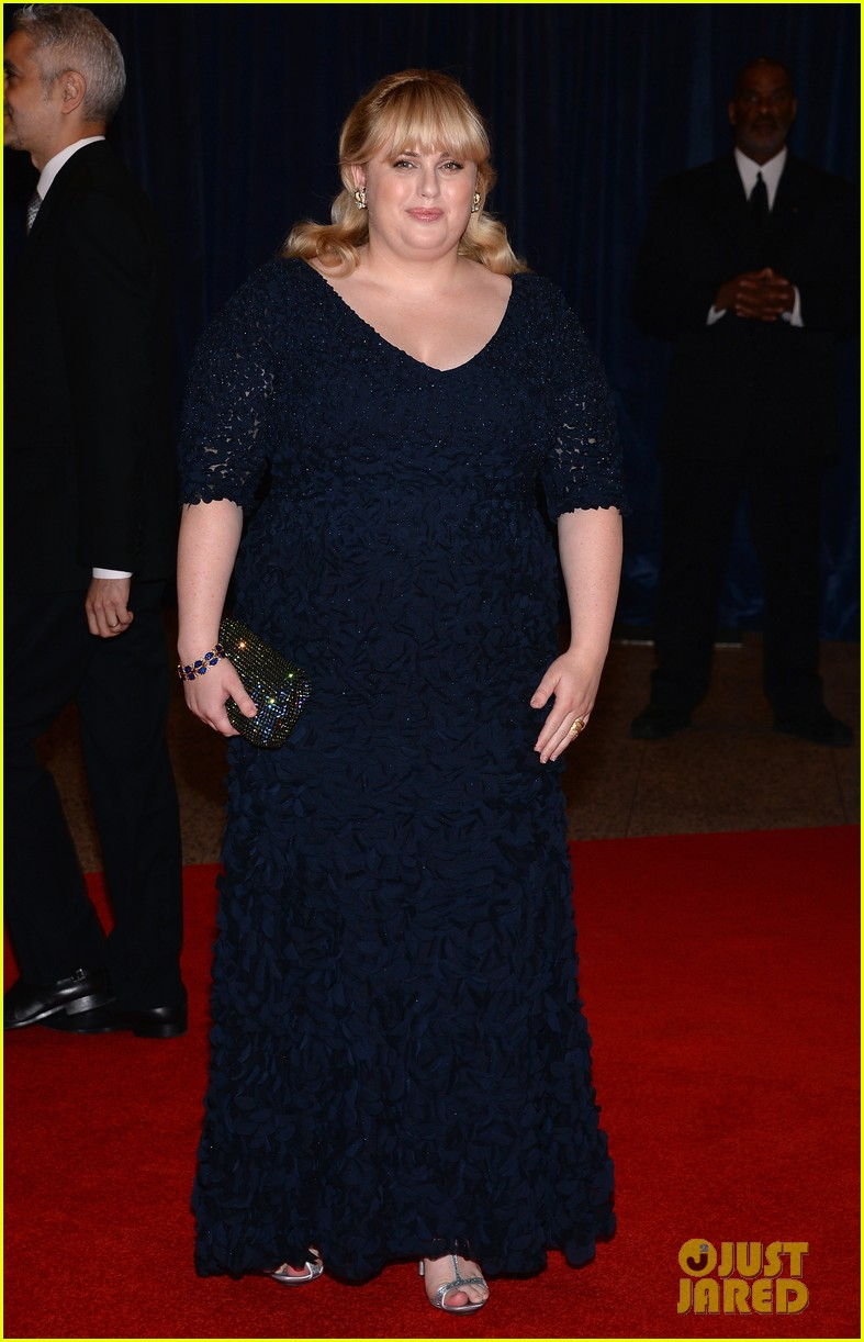 rebel wilson white house correspondents dinner 2013 102859596