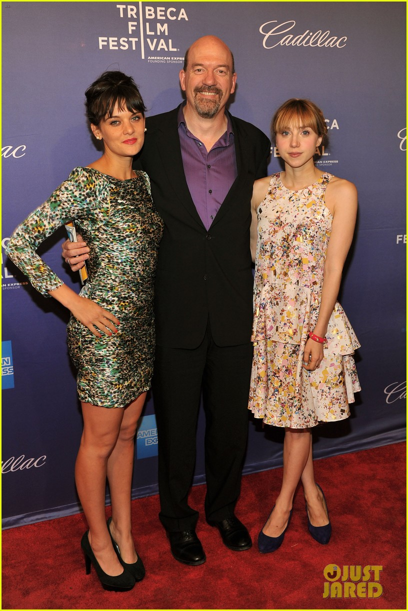 zoe kazan sterling beaumon the pretty one premiere 19