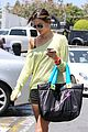alessandra ambrosio shops at the brentwood country mart 27