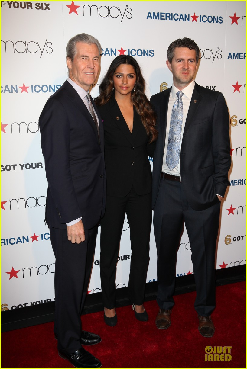 camila alves macys american icons campaign launch 05