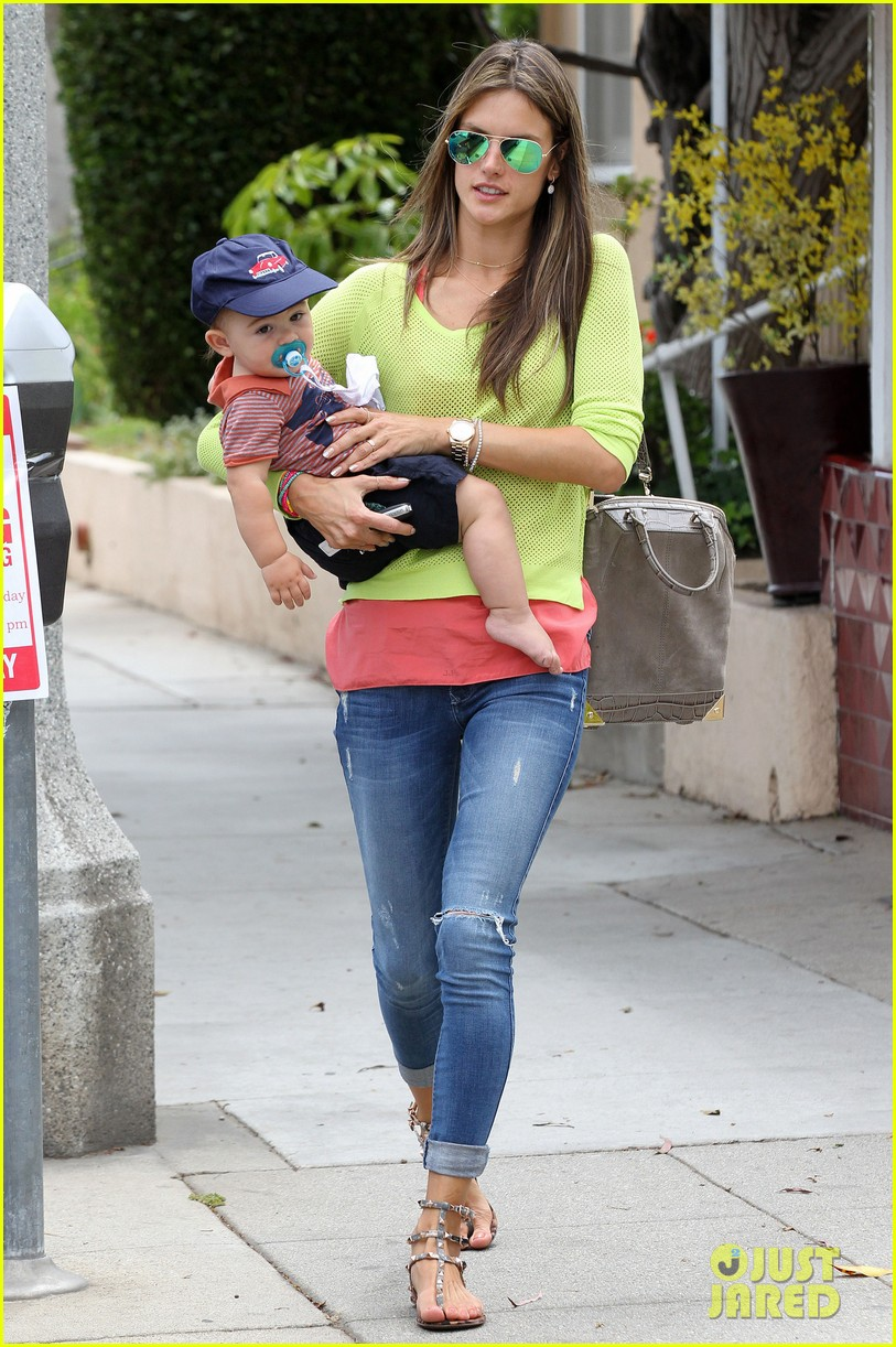 alessandra ambrosio happy early mothers day 162867934