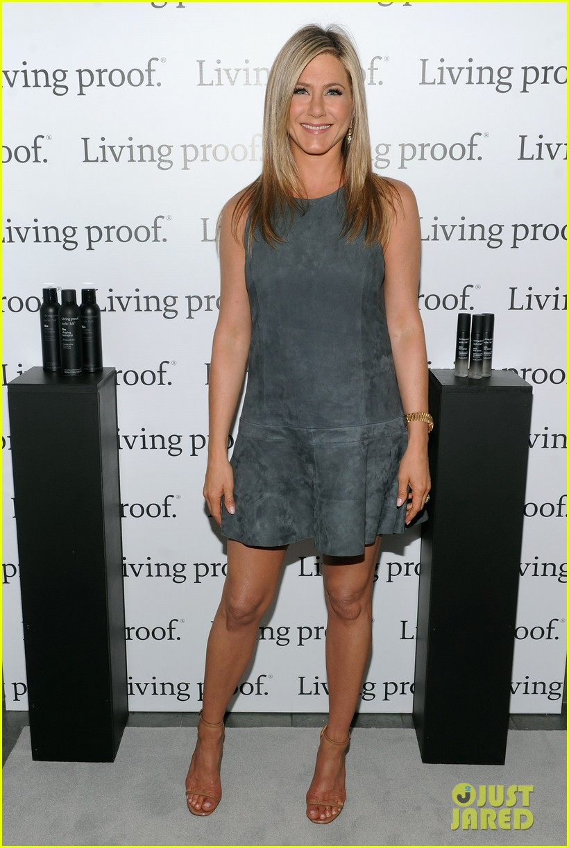 jennifer aniston living proof good hair day web series launch 062867228