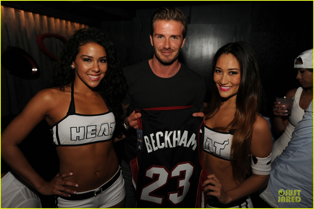 david beckham miami heat conference final playoff game 10