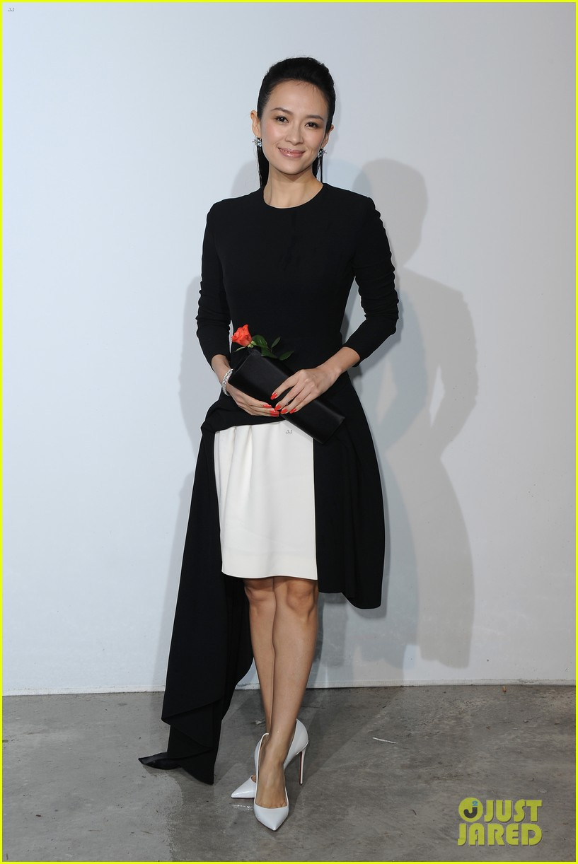 jessica biel marion cotillard dior cruise collection show 032873115