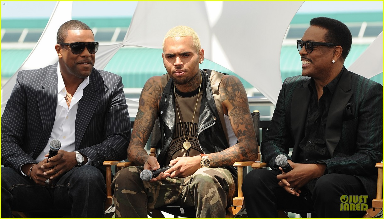 chris brown bet awards press conference 16