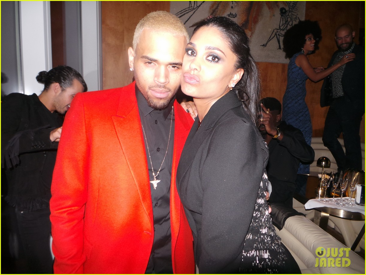 chris brown met ball 2013 after party 01