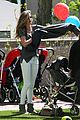 gisele bundchen plays with kids tom brady derby dude 18