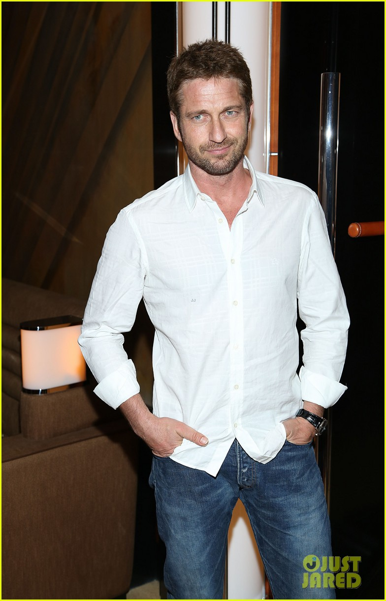 gerard butler the great gatsby nyc screening after party 03