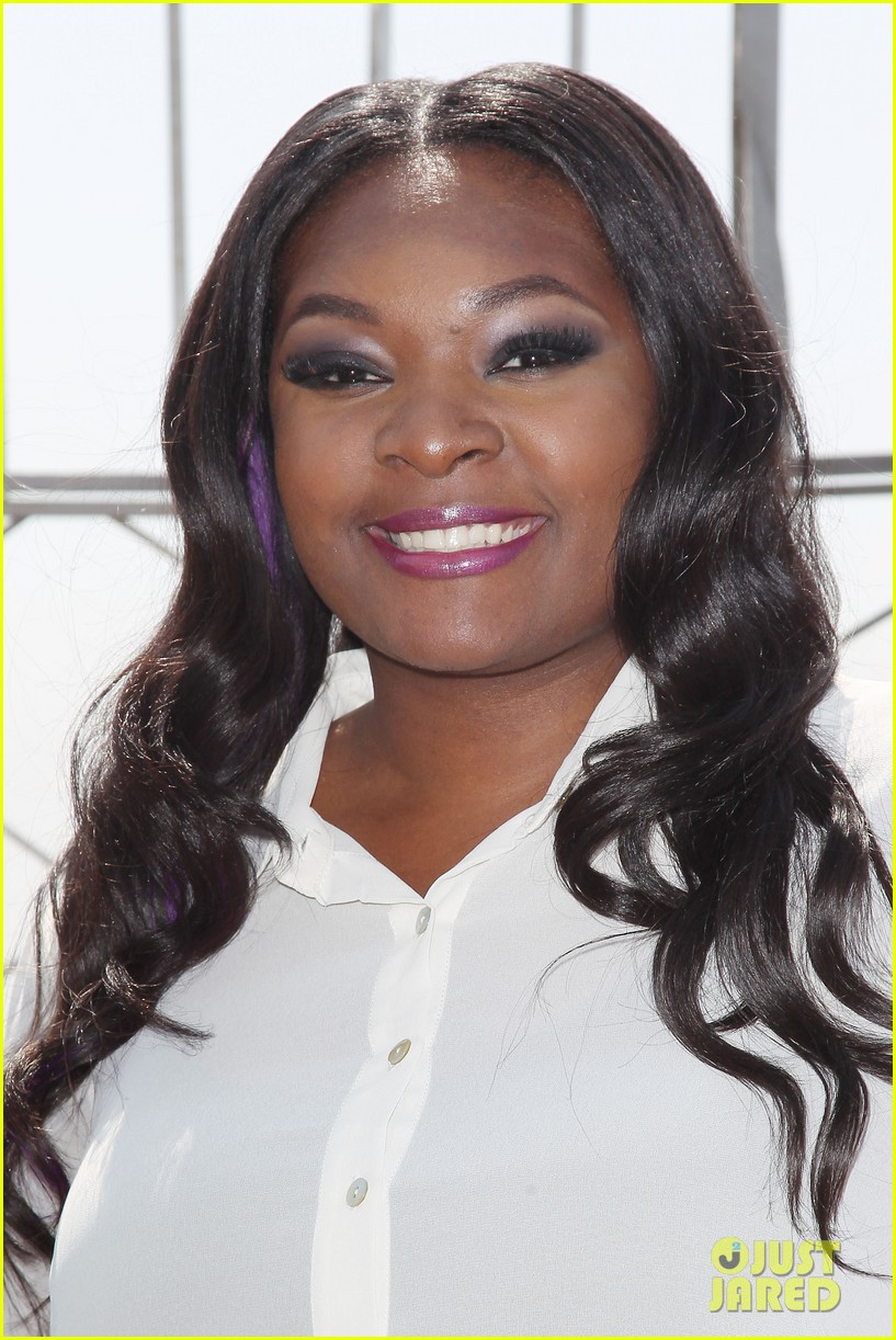 american idol winner candice glover visits empire state building exclusive quotes 11