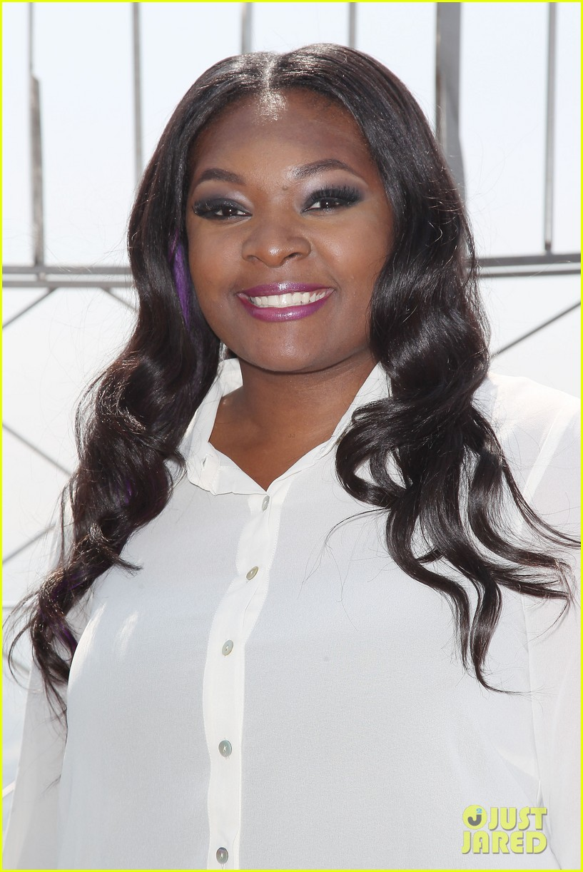 american idol winner candice glover visits empire state building exclusive quotes 12