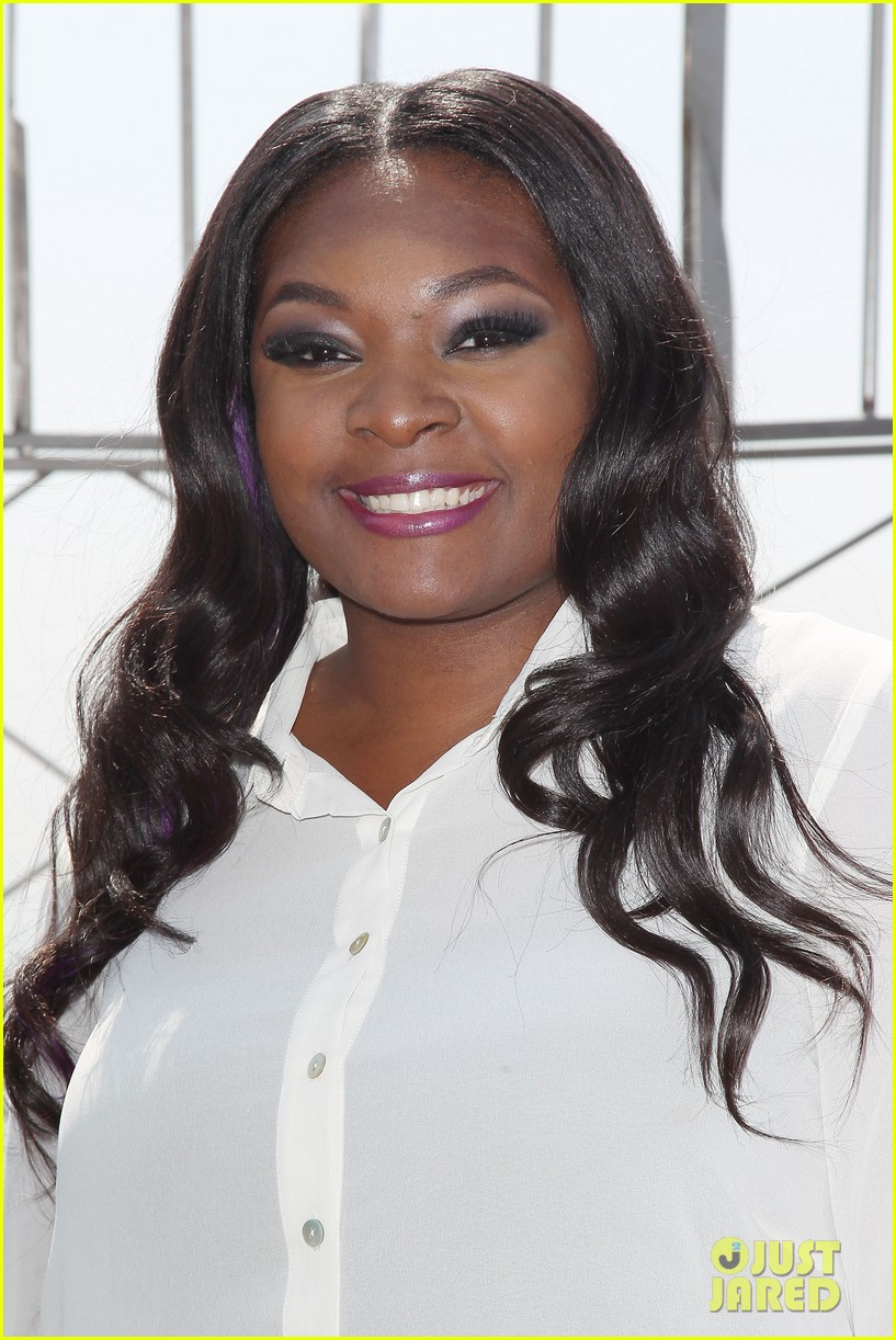 american idol winner candice glover visits empire state building exclusive quotes 14
