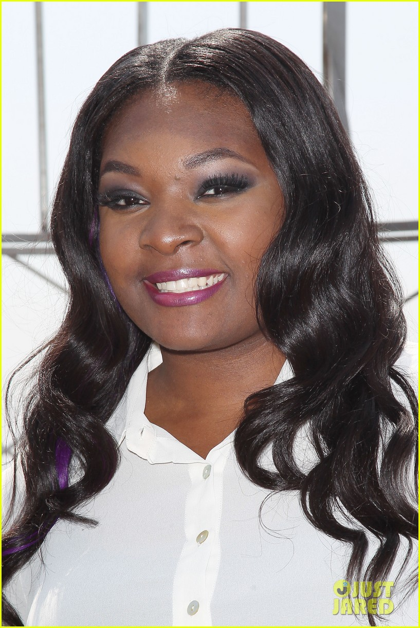 american idol winner candice glover visits empire state building exclusive quotes 21