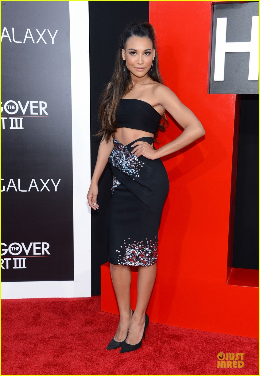 jamie chung naya rivera the hangover part iii premiere 212875291