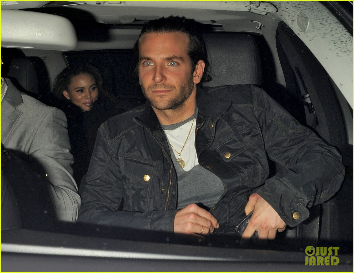 bradley cooper michael fassbender dinner in london 042877711