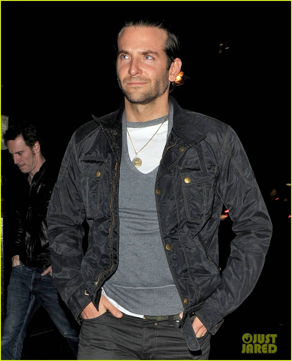 bradley cooper michael fassbender dinner in london 082877715