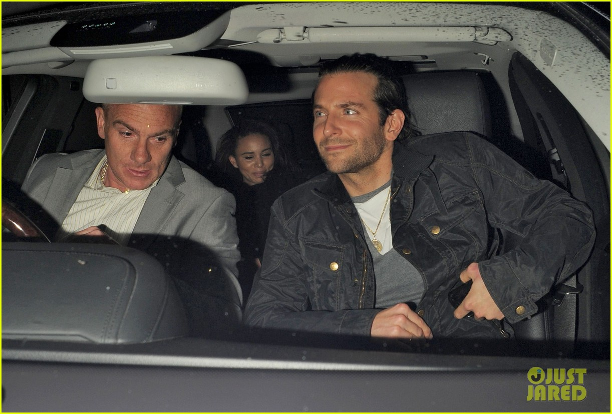bradley cooper michael fassbender dinner in london 17