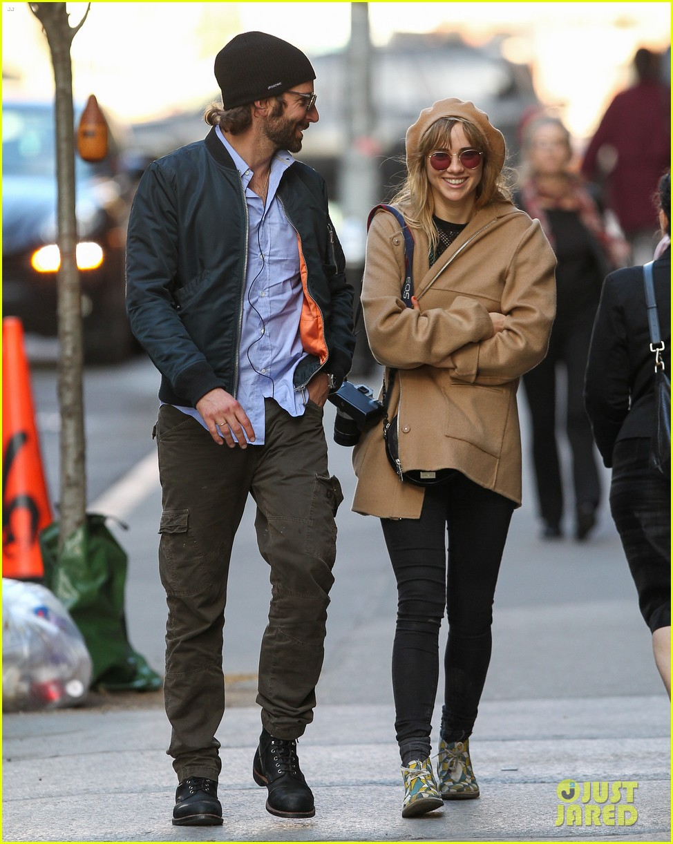 bradley cooper suki waterhouse roam nyc before met ball 05