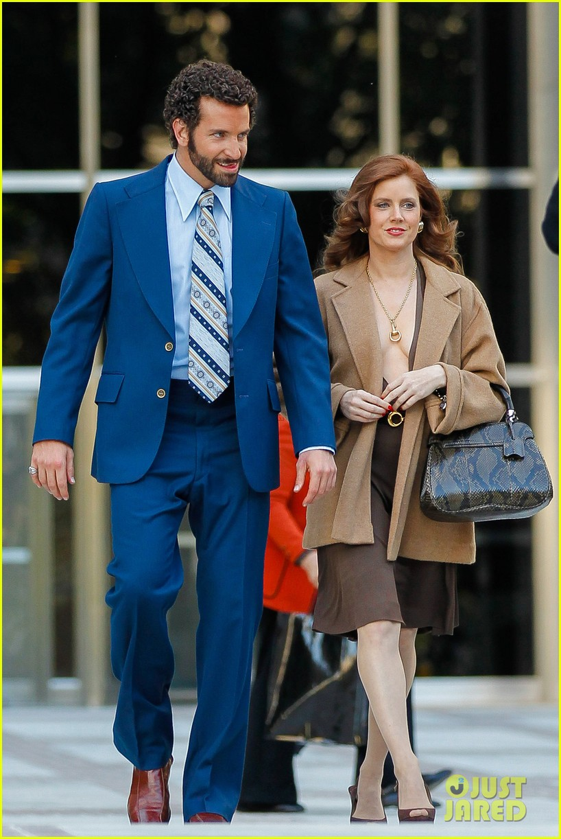 bradley cooper works out before filming american hustle 11