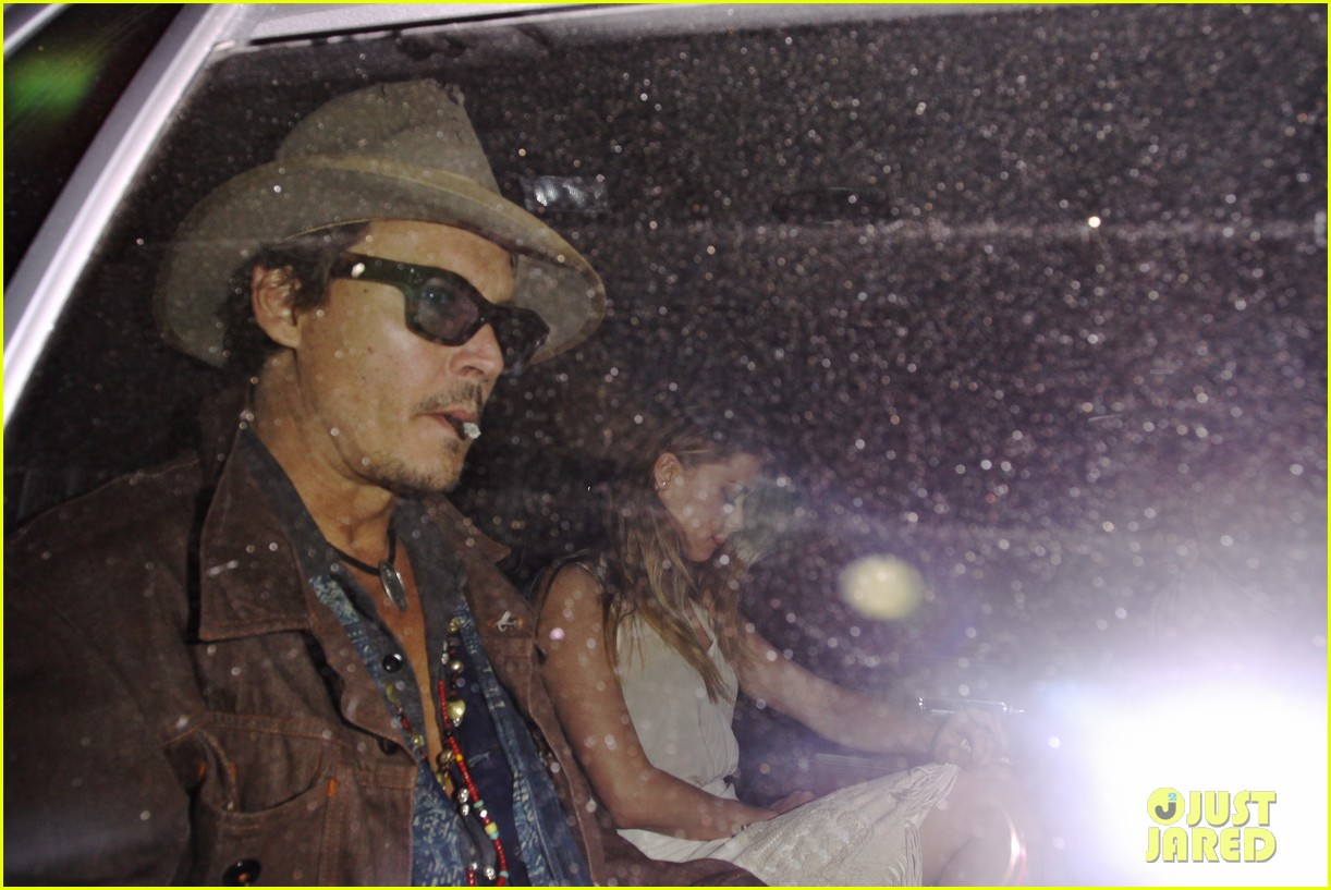 johnny depp amber heard dinner with keith richards 02