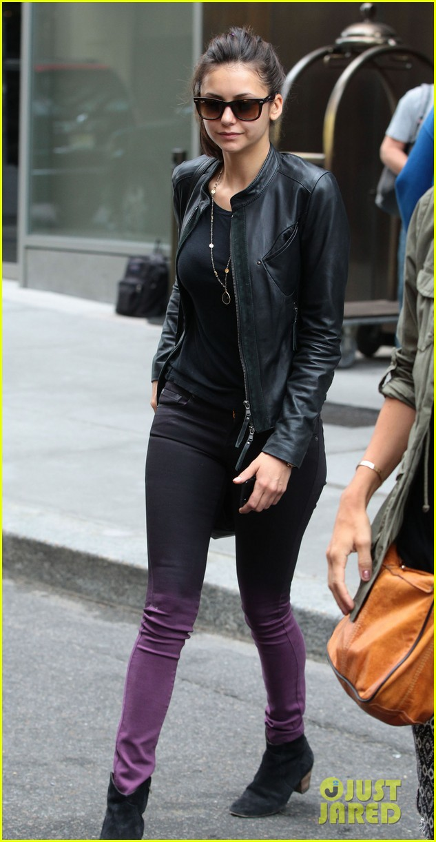 nina dobrev big apple lunch after met ball 032866522