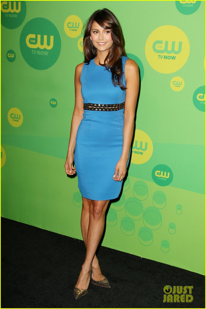 nina dobrev ian somerhalder cw upfronts after breakup 052871699