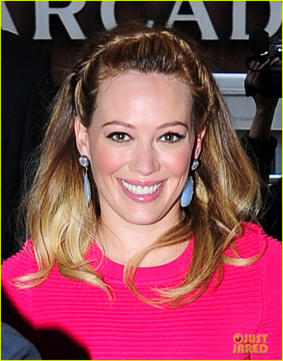 hilary duff today show appearance 04