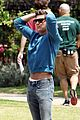 zac efron plays with big balls on townies set 09