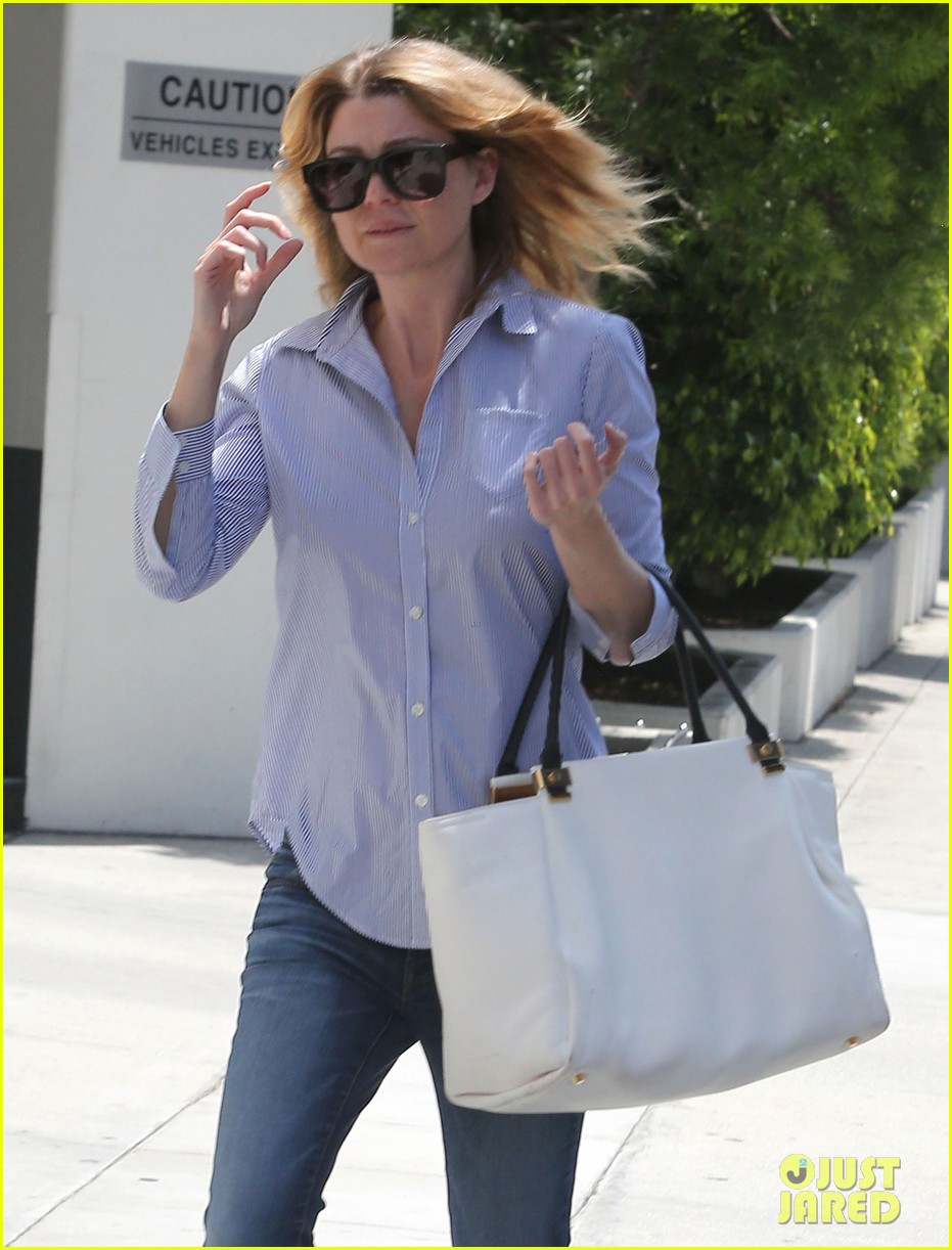 ellen pompeo gives greys anatomy showrunner funny nickname 022867330