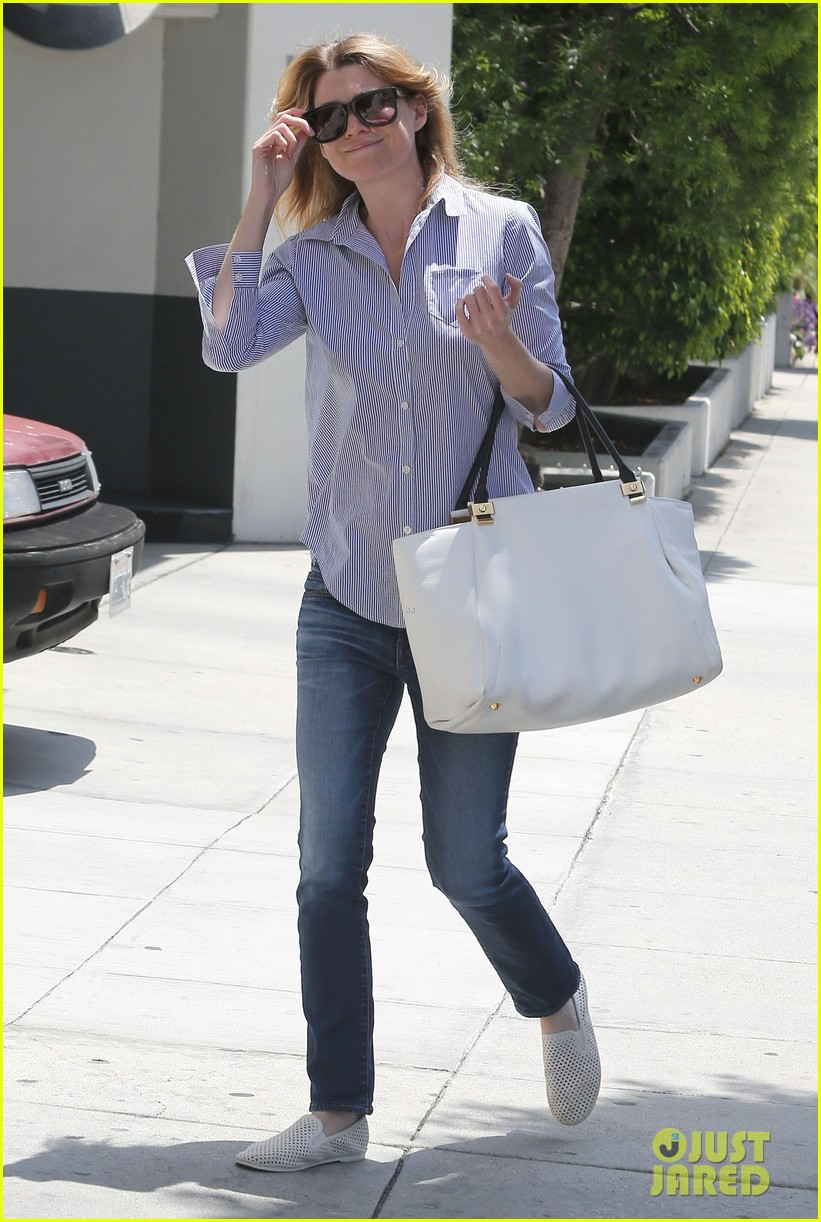 ellen pompeo gives greys anatomy showrunner funny nickname 052867333