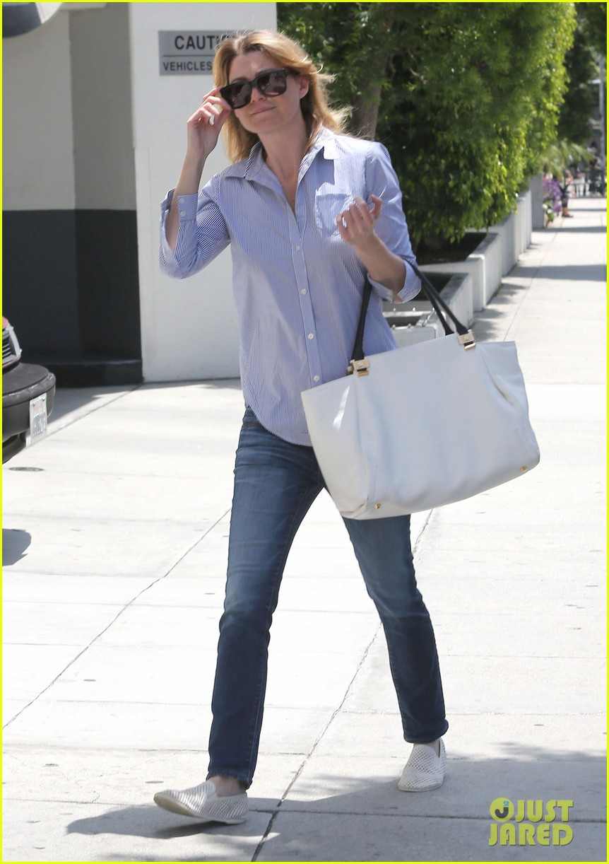 ellen pompeo gives greys anatomy showrunner funny nickname 062867334