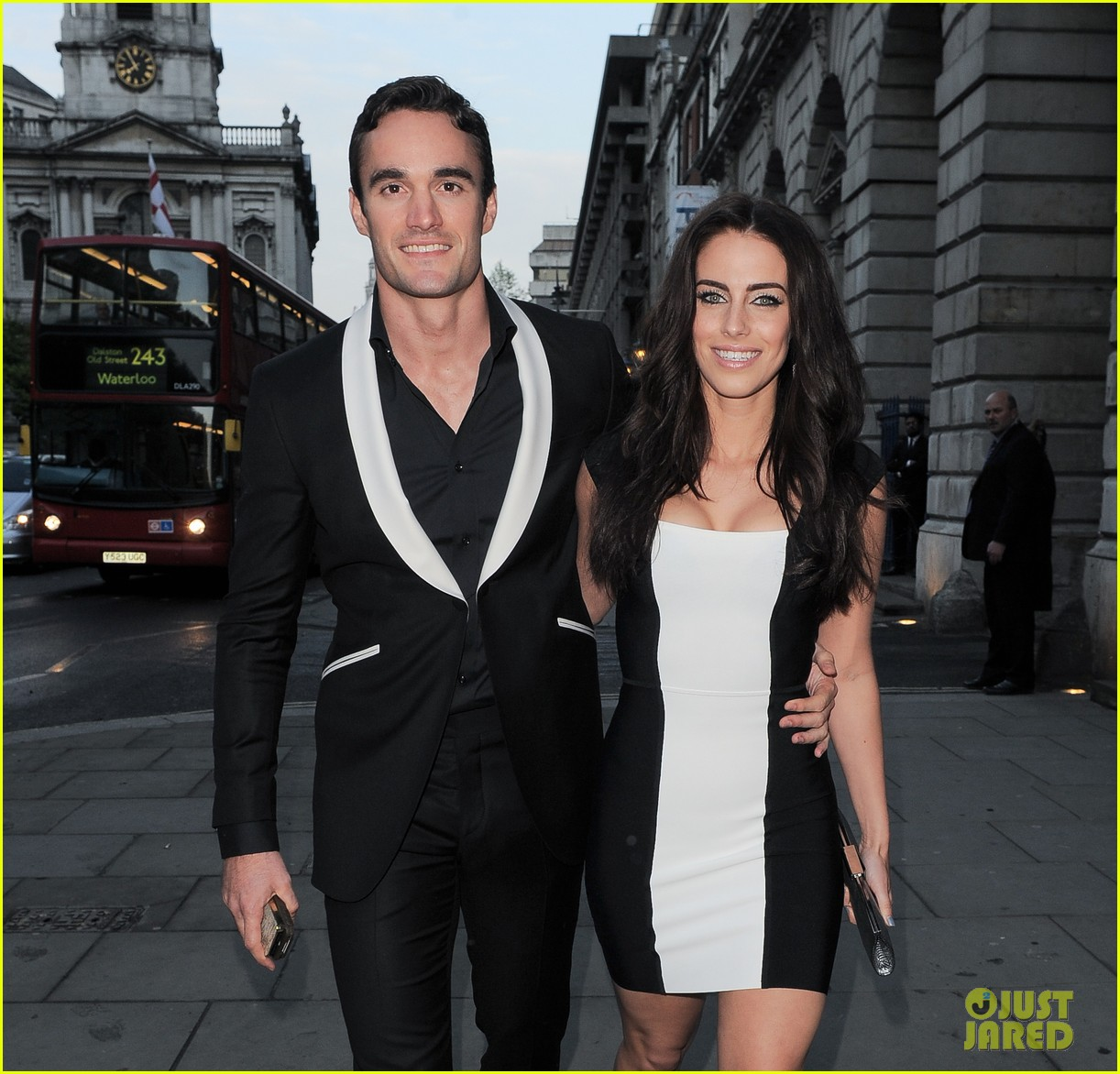 thom evans jessica lowndes ff collection showcase 09