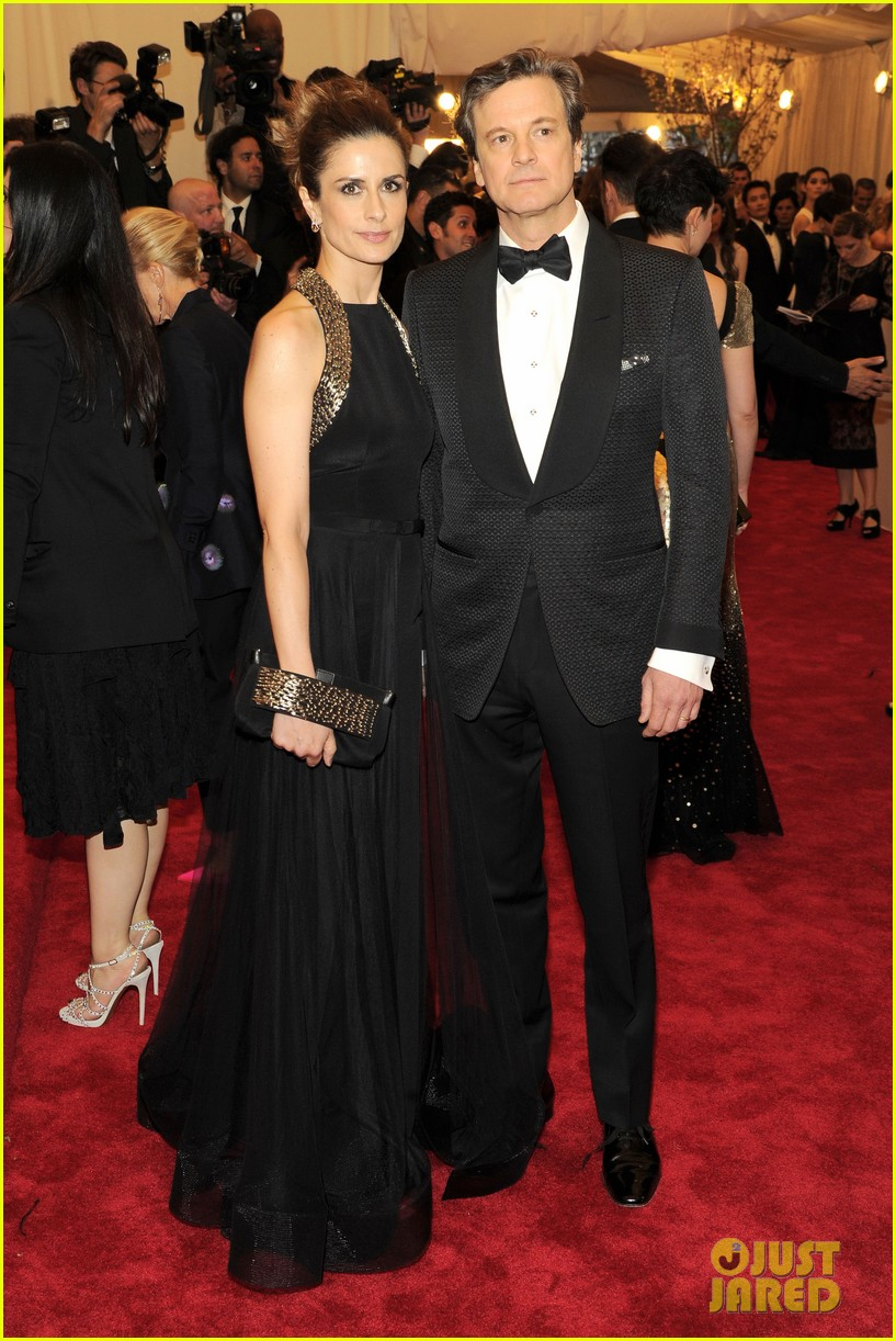 colin firth met ball 2013 red carpet 012865927