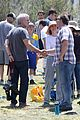 harrison ford calista flockhart liam soccer game 15