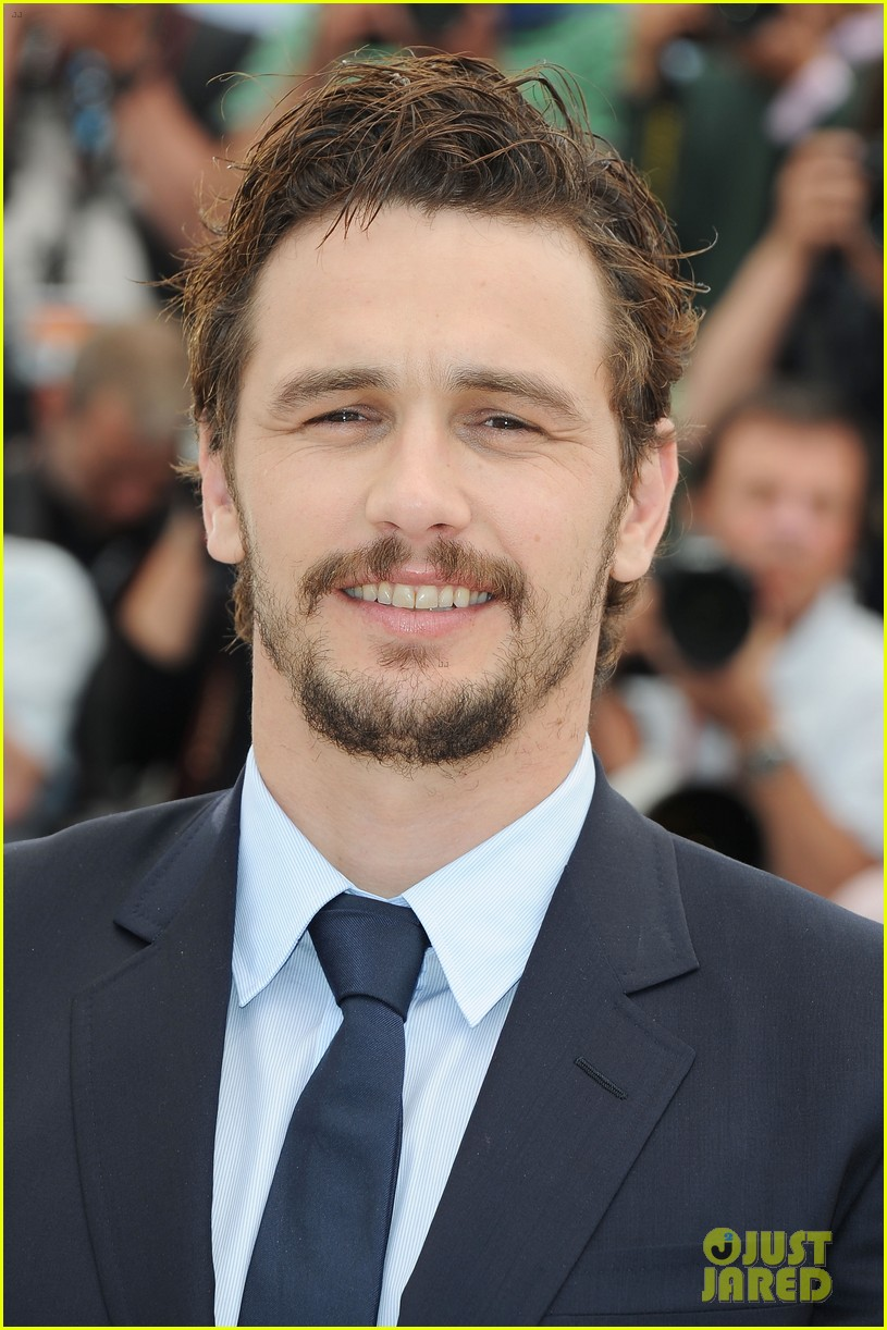 james franco ahna oreilly as i lay dying cannes photo call 09