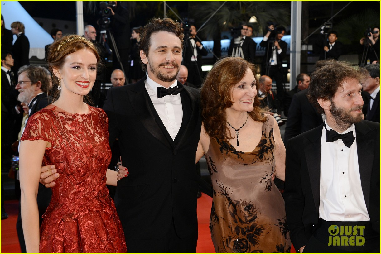 james franco ahna oreilly as i lay dying cannes premiere 14