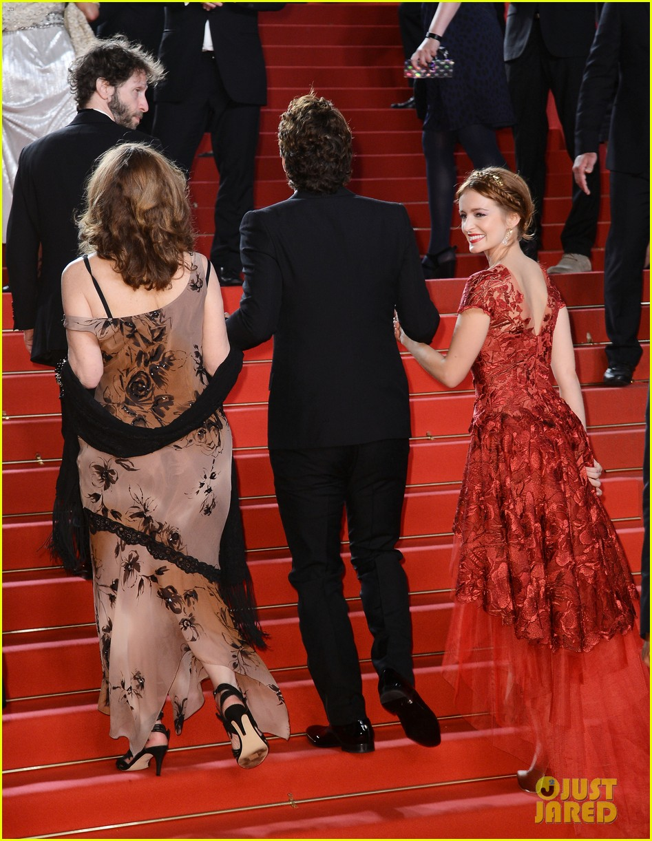james franco ahna oreilly as i lay dying cannes premiere 16