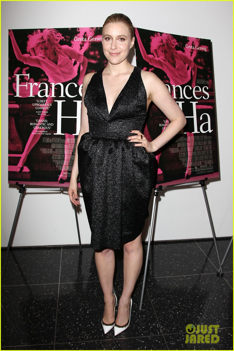 greta gerwig frances ha new york premiere 32