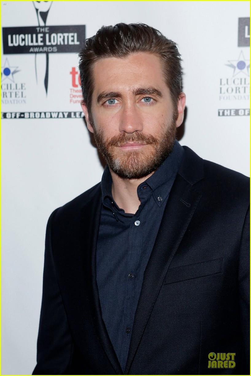 jake gyllenhaal america ferrera lucille lortel awards 07