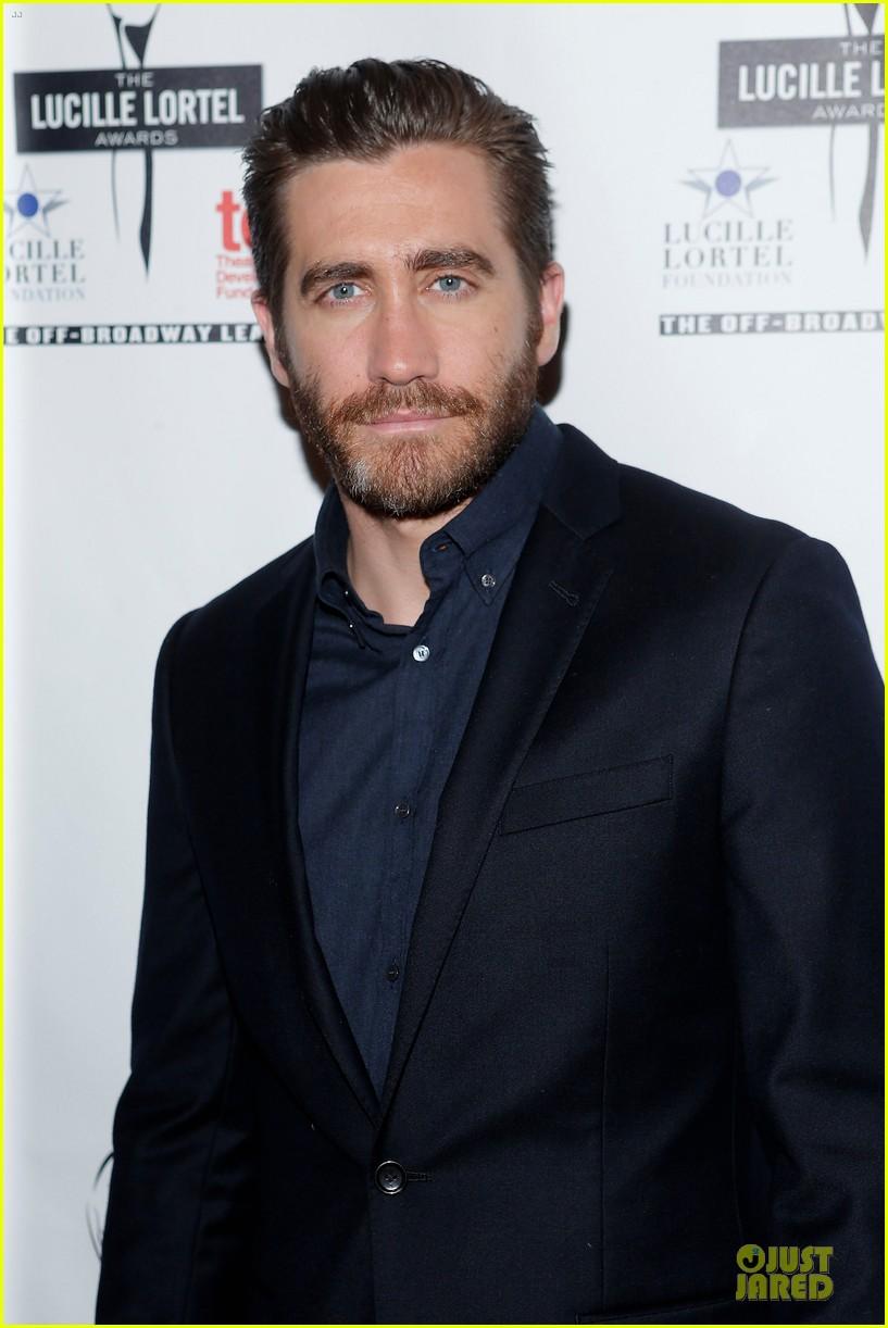jake gyllenhaal america ferrera lucille lortel awards 11