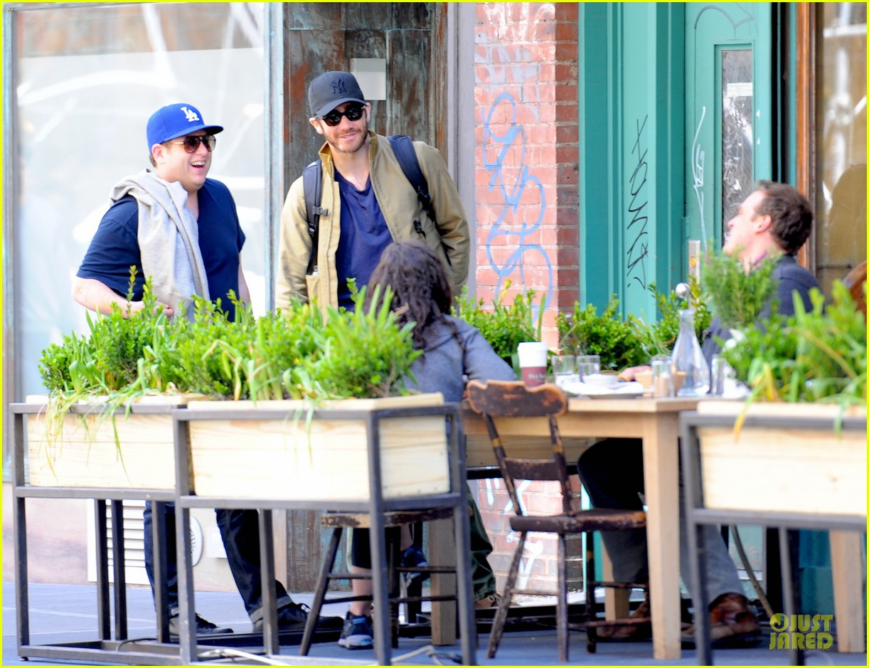 jake gyllenhaal marcus mumford east village bonding 05