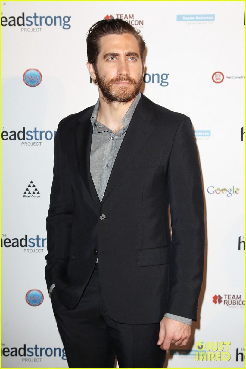 jake gyllenhaal anna chlumsky words of war event 13