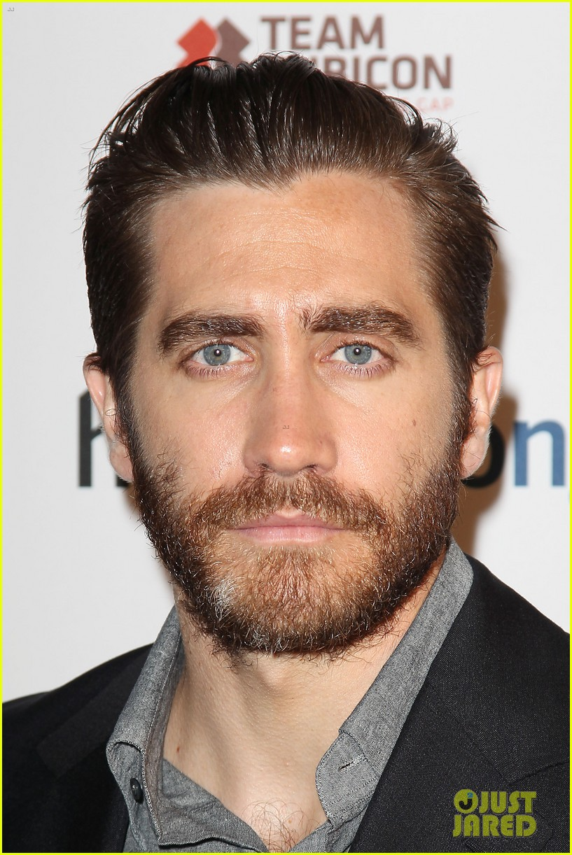 jake gyllenhaal anna chlumsky words of war event 14