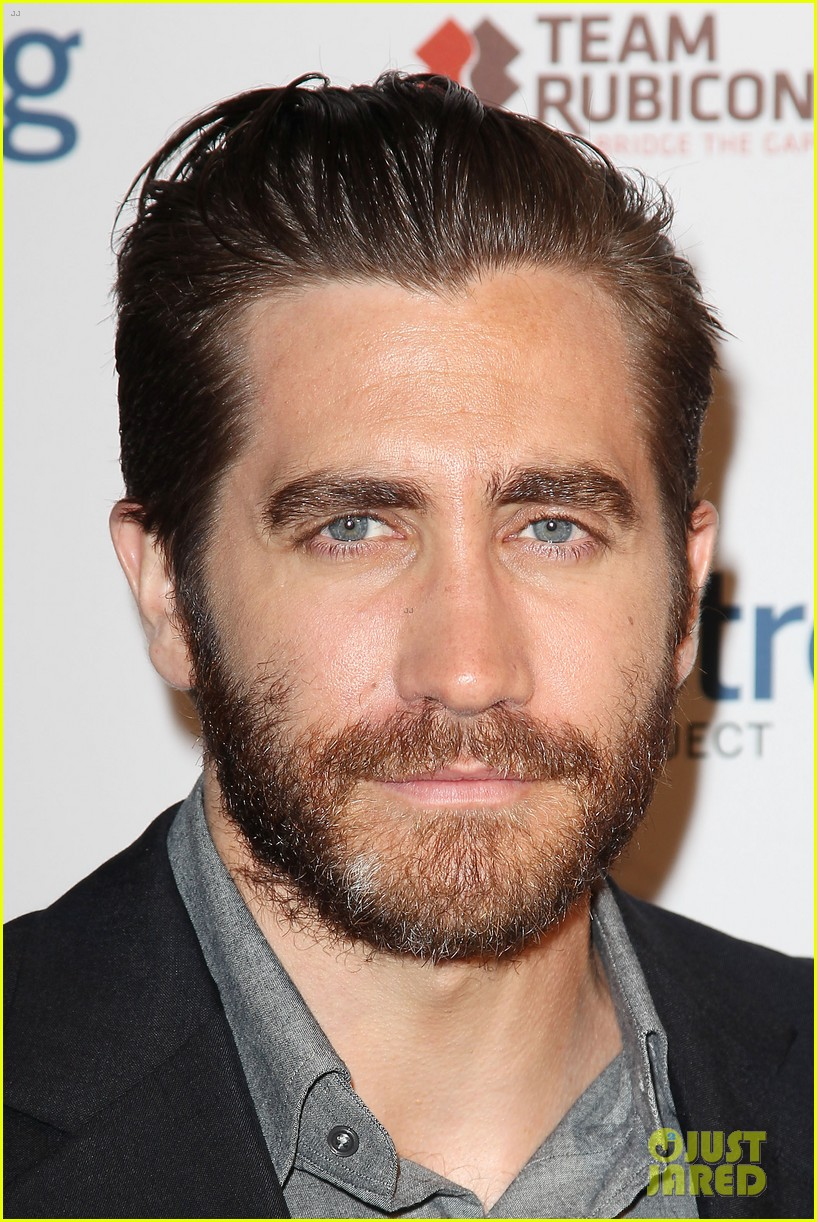 jake gyllenhaal anna chlumsky words of war event 19