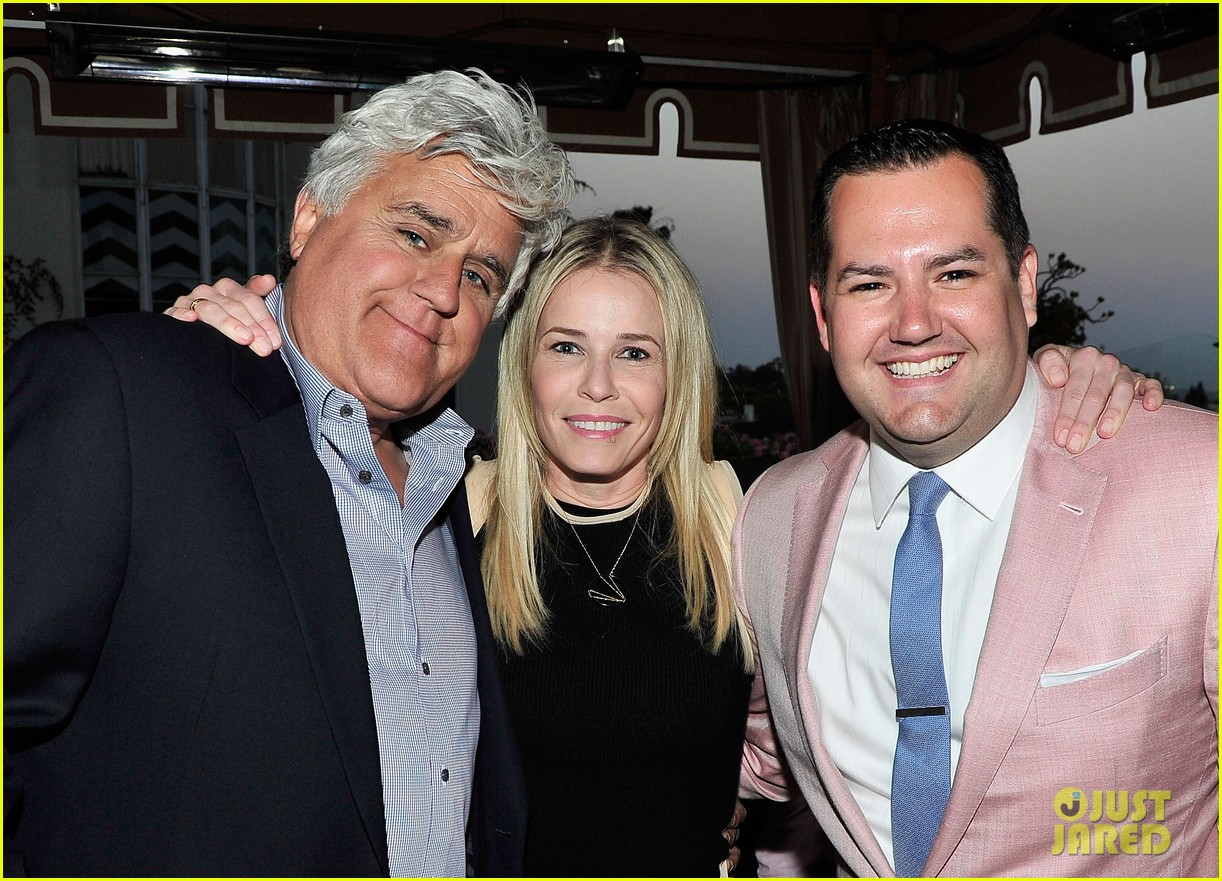 chelsea handler jay leno roast and toast with ross mathews 01
