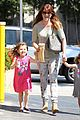 alyson hannigan grabs coffee after keevas first birthday 09