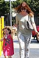 alyson hannigan grabs coffee after keevas first birthday 16