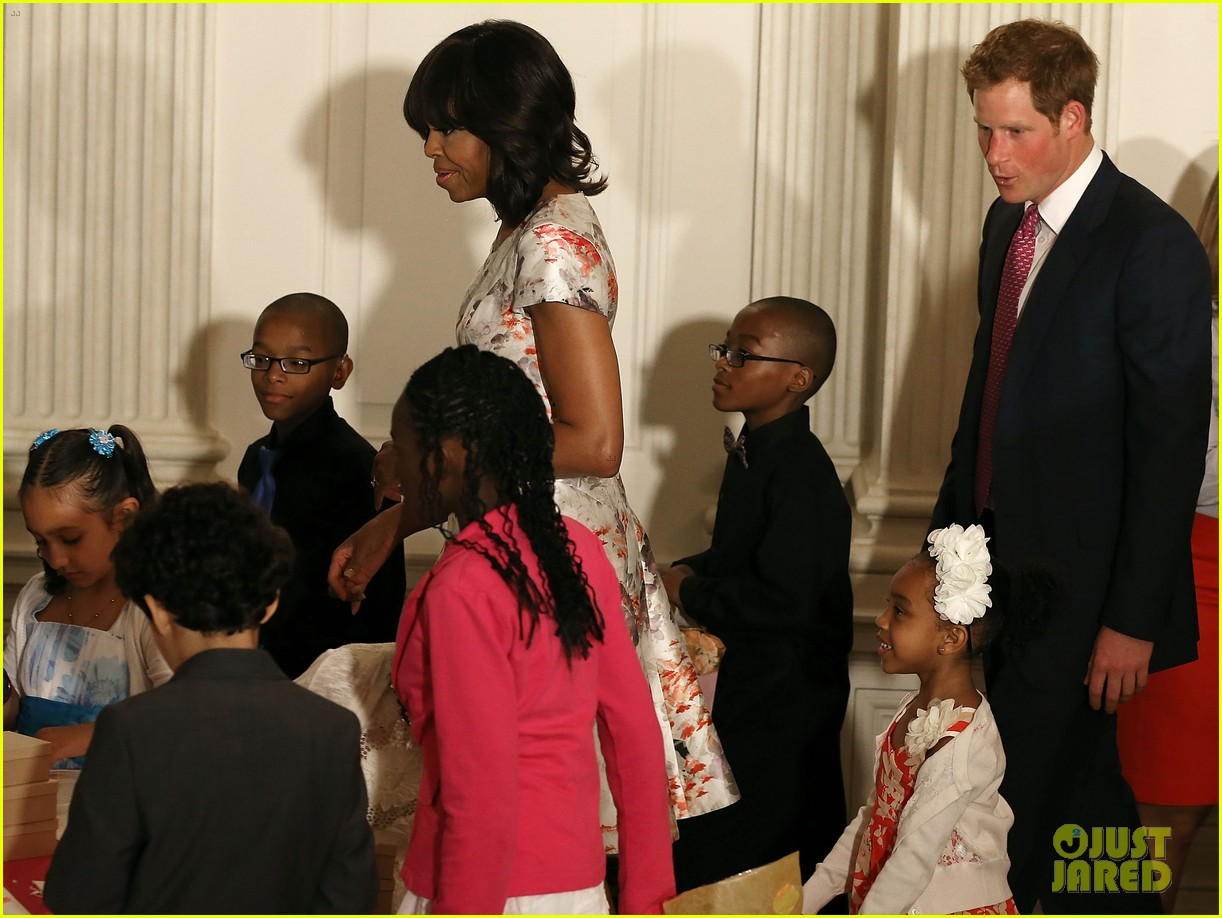 prince harry visits washington dc meets michelle obama 032867435
