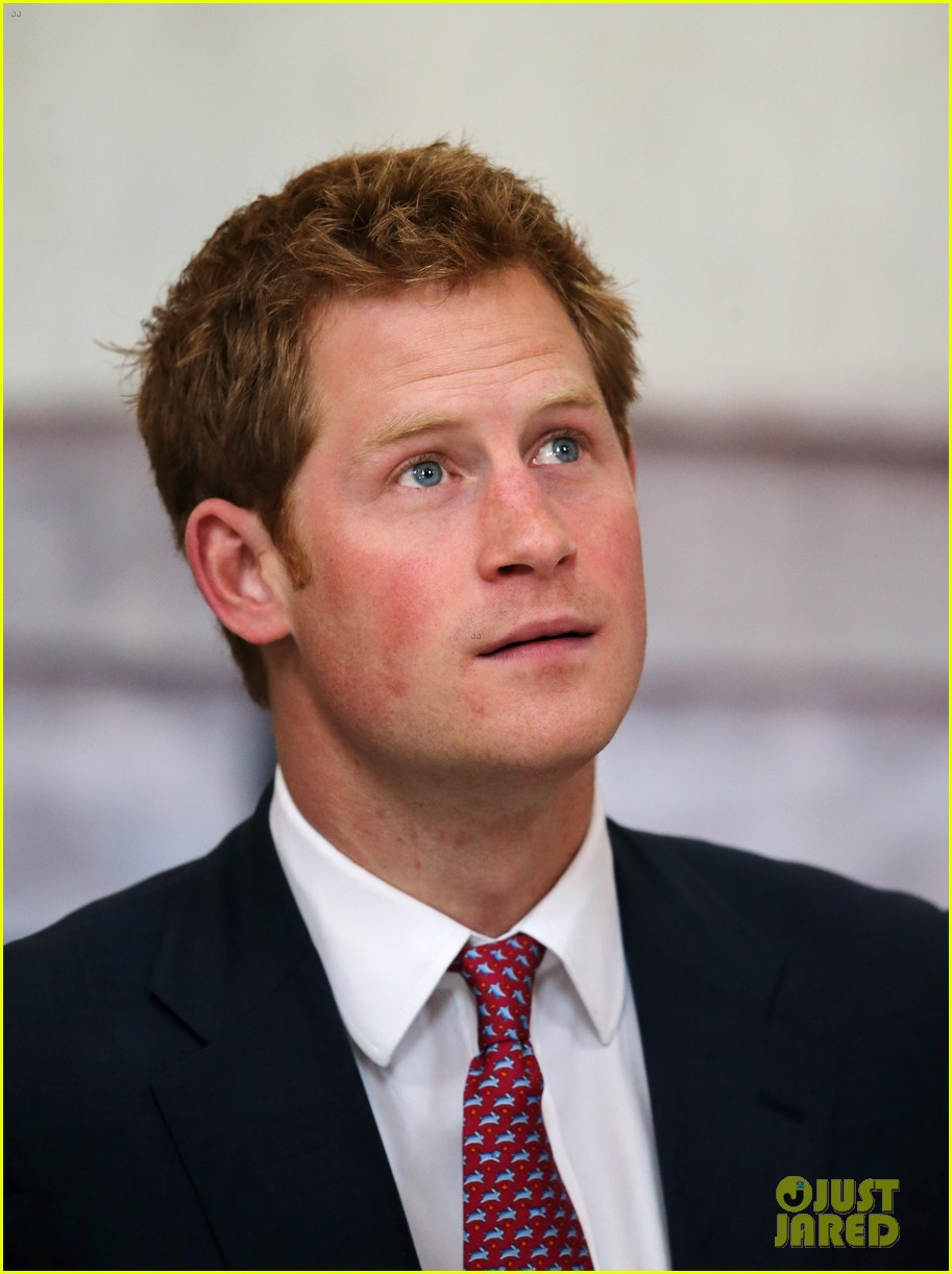prince harry visits washington dc meets michelle obama 062867438