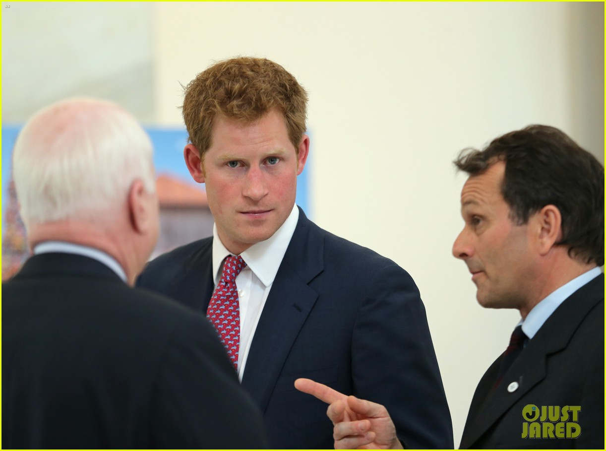 prince harry visits washington dc meets michelle obama 082867440