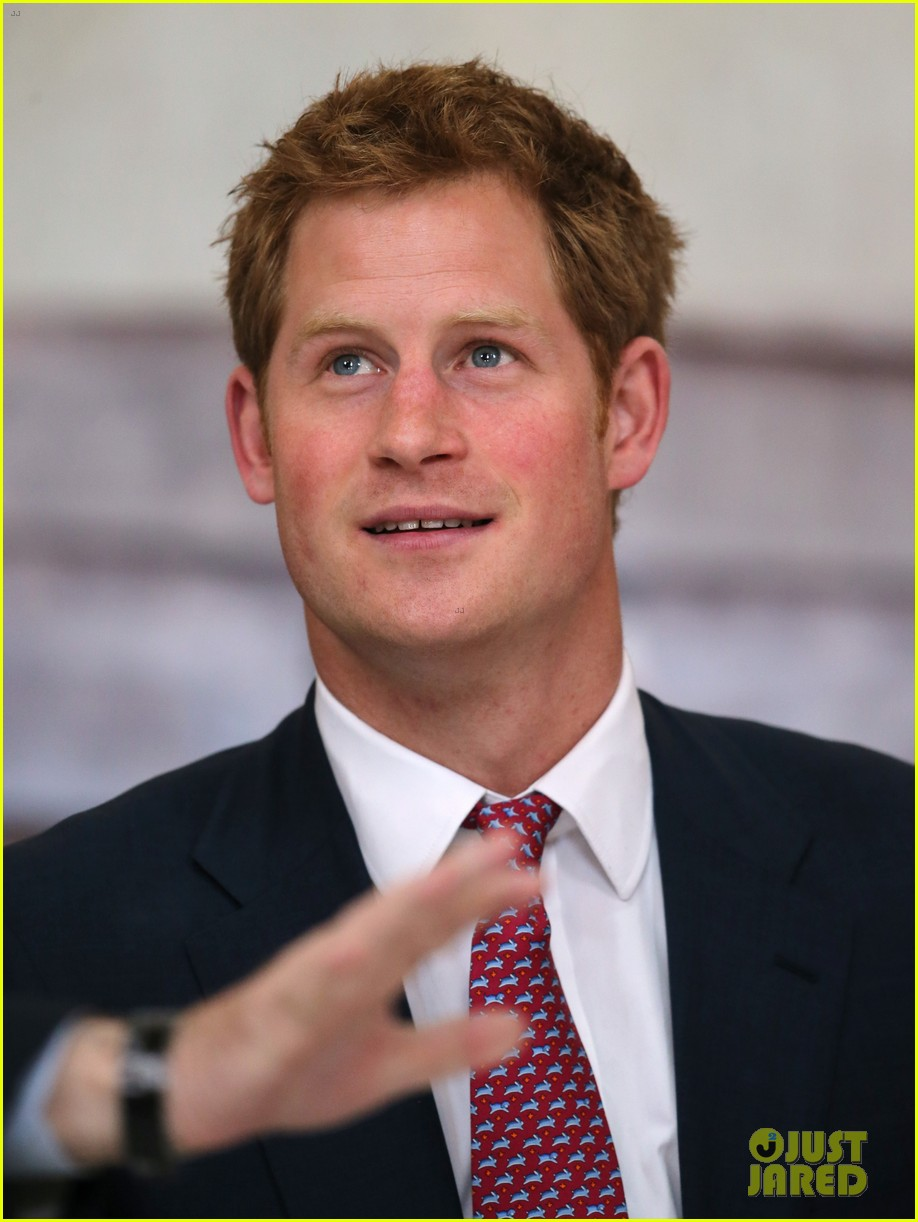 prince harry visits washington dc meets michelle obama 14